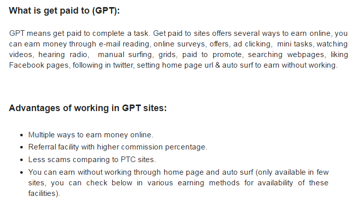 3 trusted GPT sites that pay without any hassles | Micro Dollarz