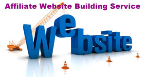 affiliate website building