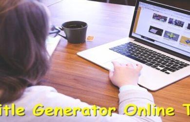 title generator online tools