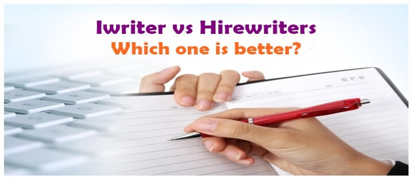 iwriter vs hirewriters