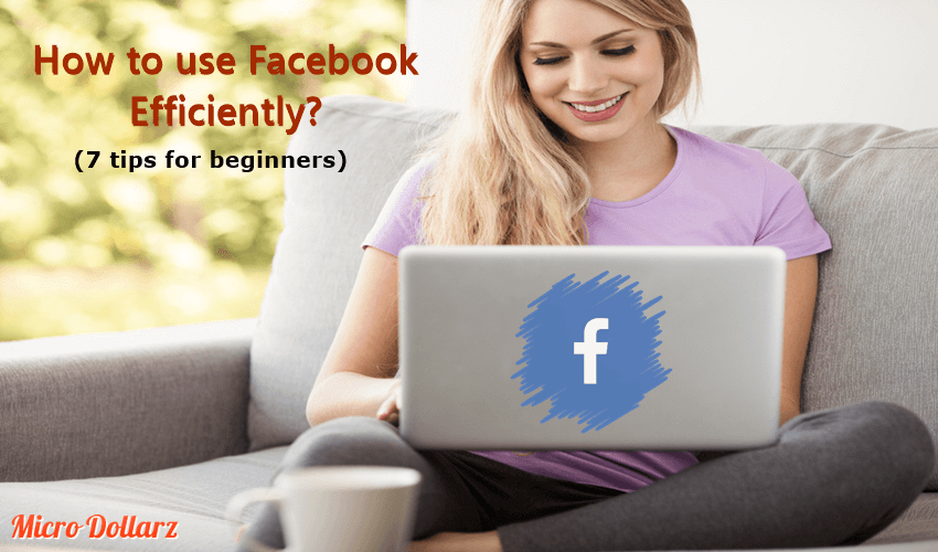 how to use facebook as a beginners